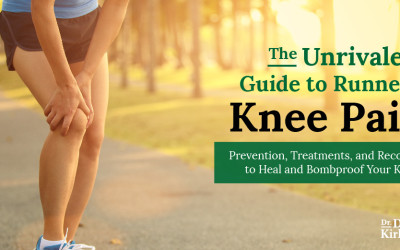 Relieving Runner Knee Pain – The Unrivaled Guide Prevention, Treatments, and Recovery to Heal and Bombproof Your Knees